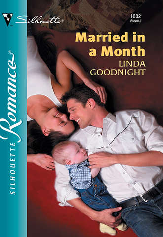 Linda Goodnight, Married In A Month