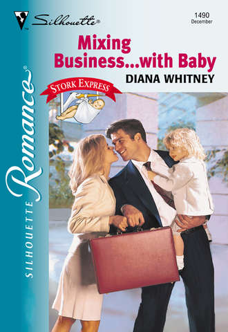 Diana Whitney, Mixing Business...With Baby