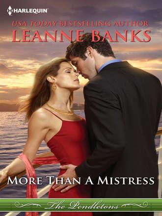 Leanne Banks, More Than a Mistress