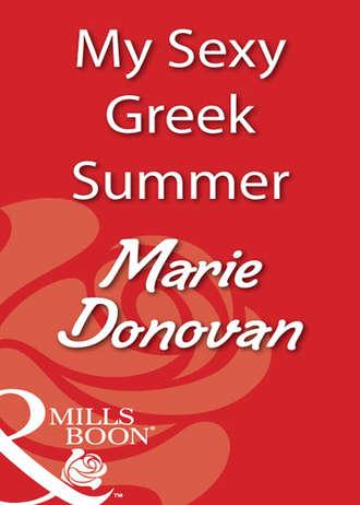 Marie Donovan, My Sexy Greek Summer