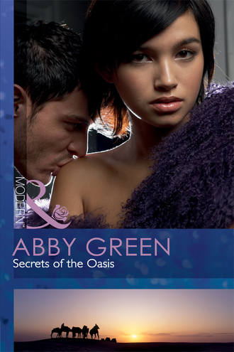 ABBY GREEN, Secrets of the Oasis