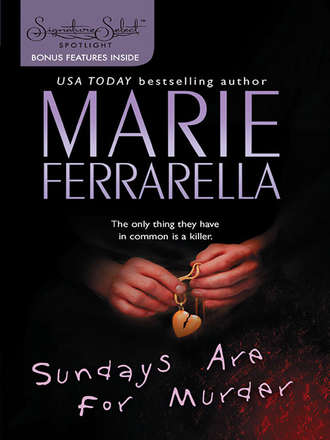 Marie Ferrarella, Sundays Are for Murder