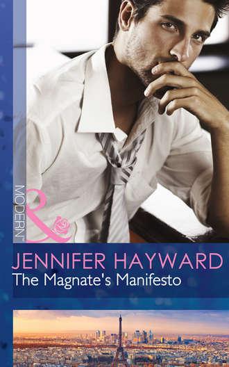 Jennifer Hayward, The Magnate's Manifesto