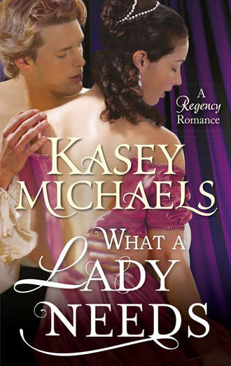 Kasey Michaels, What a Lady Needs