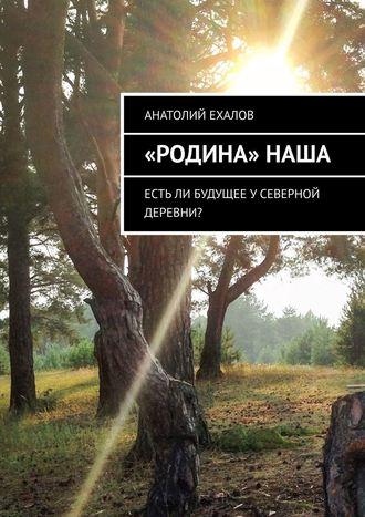 Анатолий Ехалов, «Родина» наша. Естьли будущее усеверной деревни?