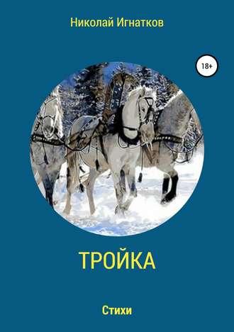 Николай Игнатков, Тройка. Книга стихотворений