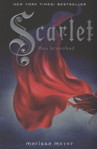 Марисса Мейер, Kuu kroonikad 2: Scarlet