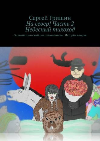 Сергей Гришин, Небесный тихоход. Путешествие на север продолжается