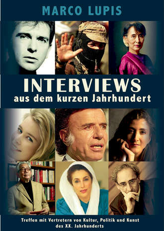 Marco Lupis, Interviews Aus Dem Kurzen Jahrhundert