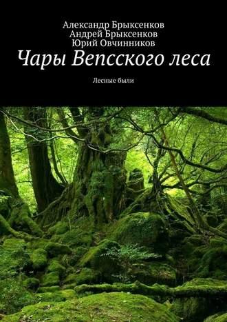 Андрей Брыксенков, Александр Брыксенков, Чары Вепсскоголеса. Лесныебыли