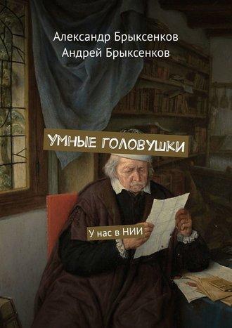 Андрей Брыксенков, Александр Брыксенков, Умные головушки. У нас в НИИ