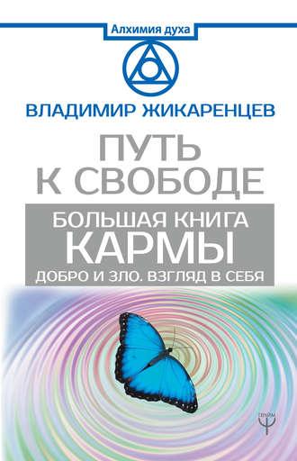 Владимир Жикаренцев, Большая книга Кармы. Путь к свободе. Добро и Зло. Взгляд в себя