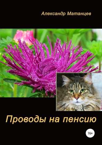 Александр Матанцев, Проводы на пенсию