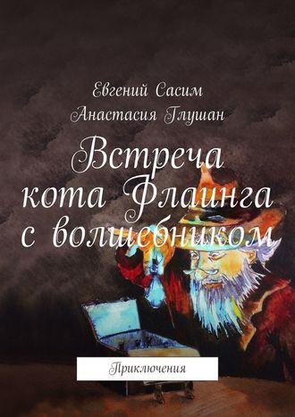 Евгений Сасим, Анастасия Глушан, Встреча кота Флаинга сволшебником. Приключения