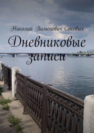 Николай Соковых, Дневниковые записи