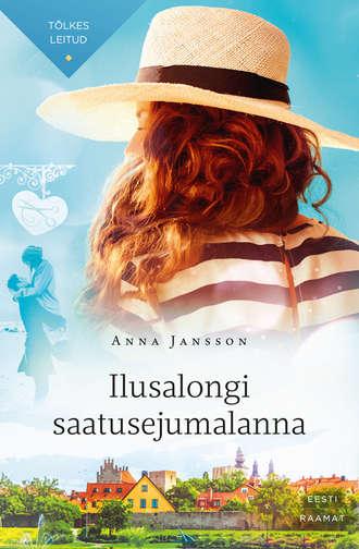 Anna Jansson, Ilusalongi saatusejumalanna