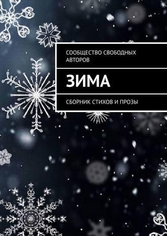 Коллектив авторов, Зима. Сборник стихов и прозы