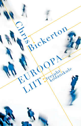 Chris Bickerton, Euroopa Liit: teejuht kodanikule