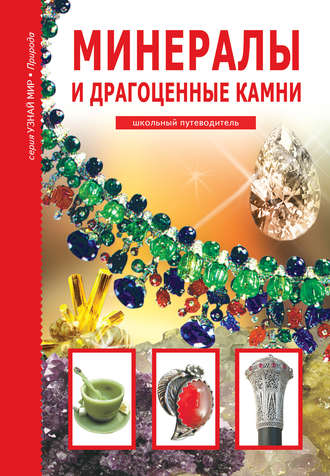 Сергей Афонькин, Минералы и драгоценные камни