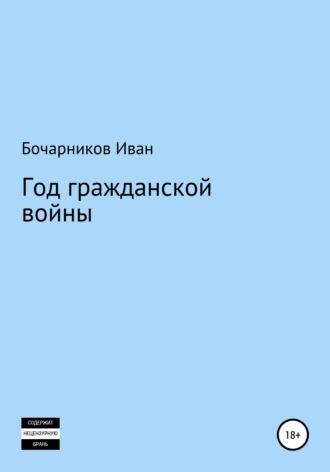 Иван Бочарников, Год гражданской войны