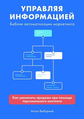 Антон Выборный, Управляя информацией