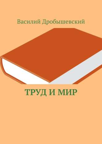 Василий Дробышевский, Труд имир