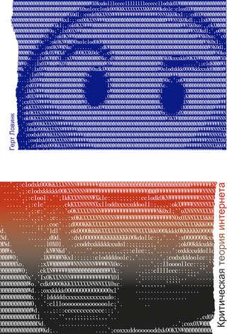 Герт Ловинк, Критическая теория интернета