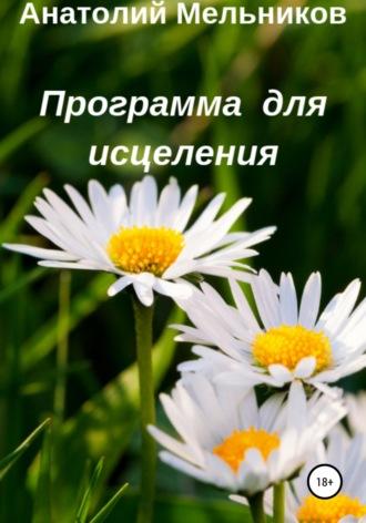 Анатолий Мельников, Программа для исцеления