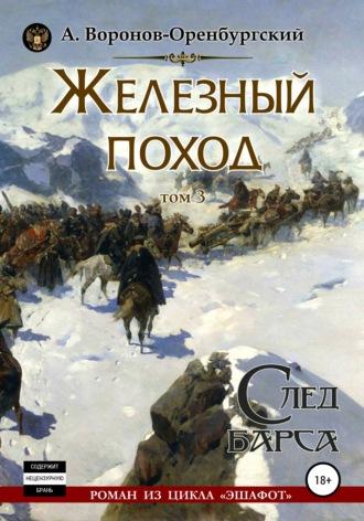 Андрей Воронов-Оренбургский, Железный поход. Том третий. След барса