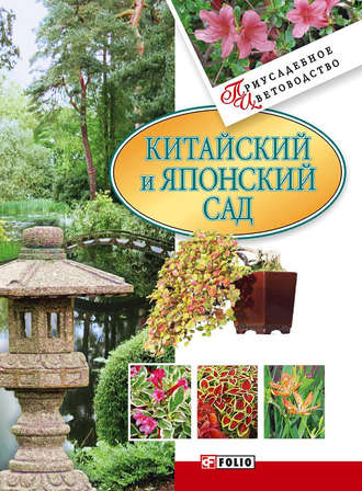 Мария Згурская, Китайский и японский сад