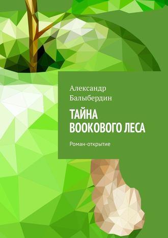 Александр Балыбердин, Тайна Bookовоголеса. Роман-открытие