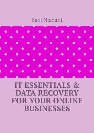 Baxi Nishant, IT Essentials & Data Recovery For Your Online Businesses