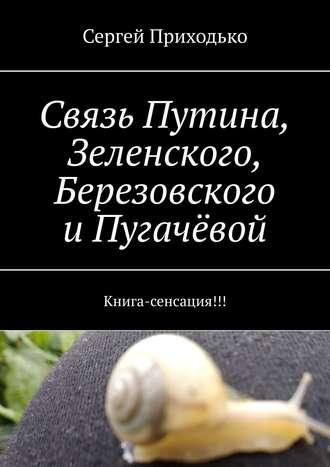 Сергей Приходько, Связь Путина, Зеленского, Березовского иПугачёвой. Книга-сенсация!!!