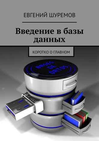 Евгений Шуремов, Введение вбазы данных. Коротко о главном