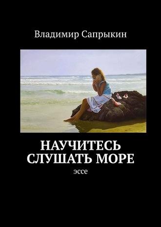 Владимир Сапрыкин, Научитесь слушатьморе. Эссе