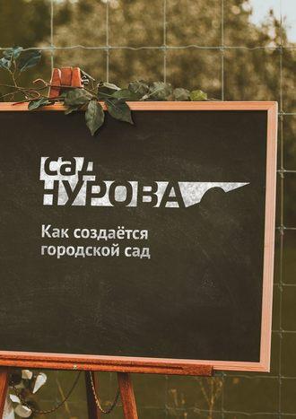 Алёна Цорик, Как создаётся городскойсад