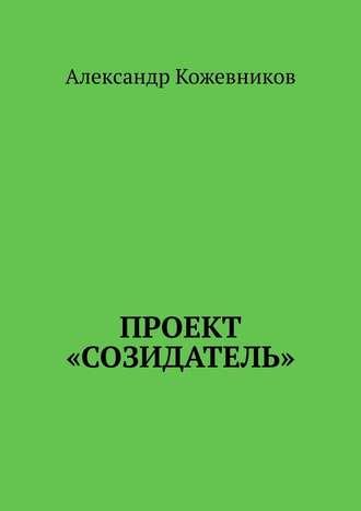 Александр Кожевников, Проект «Созидатель»