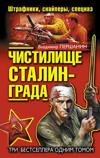 Владимир Першанин, Чистилище Сталинграда. Штрафники, снайперы, спецназ (сборник)