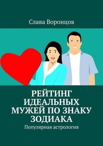 Слава Воронцов, Рейтинг идеальных мужей познаку зодиака. Популярная астрология