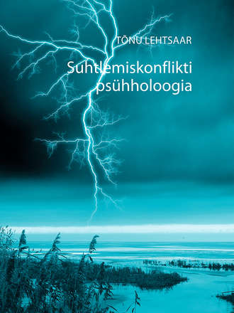 Tõnu Lehtsaar, Suhtlemiskonflikti psühholoogia