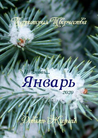 Валентина Спирина, Январь. Девять Жизней