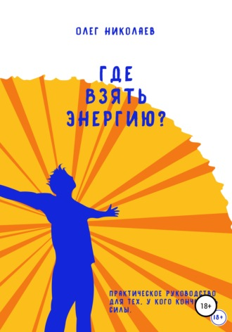 Олег Николаев, Где взять энергию?