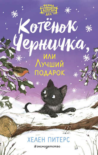 Хелен Питерс, Котёнок Черничка, или Лучший подарок