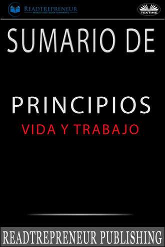 Varios autores, Sumario De Principios