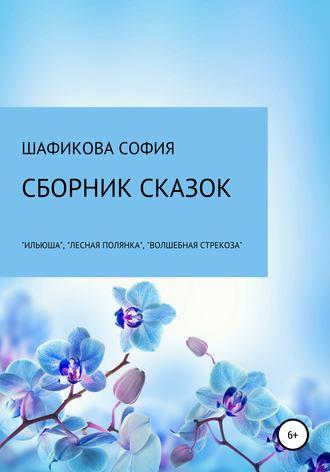 София Шафикова, Сборник сказок: «Илюша», «Лесная полянка», «Волшебная стрекоза»