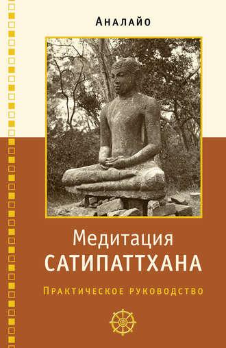 Бхикку Аналайо, Медитация сатипаттхана