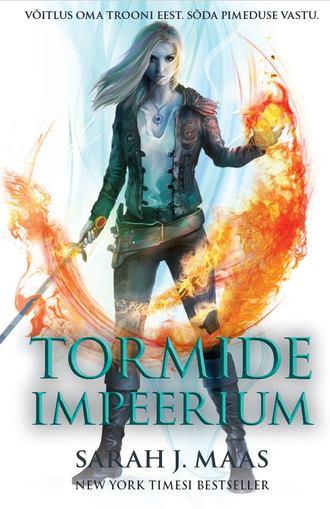 Sarah Maas, Klaastroon 5: Tormide Impeerium