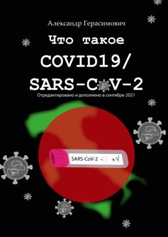 Александр Герасимович, Что такое COVID19/SARS-CoV-2