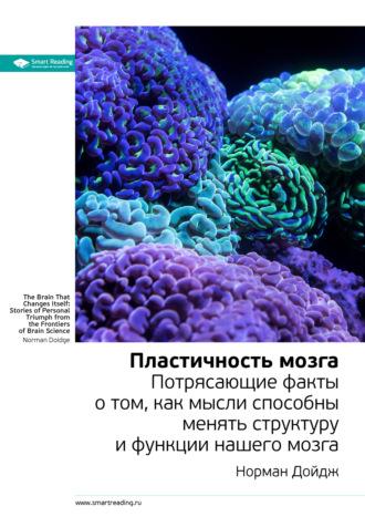 М. Иванов, Норман Дойдж: Пластичность мозга. Потрясающие факты о том, как мысли способны менять структуру и функции нашего мозга. Саммари