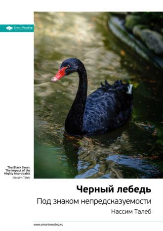 М. Иванов, Нассим Талеб: Черный лебедь. Под знаком непредсказуемости. Саммари